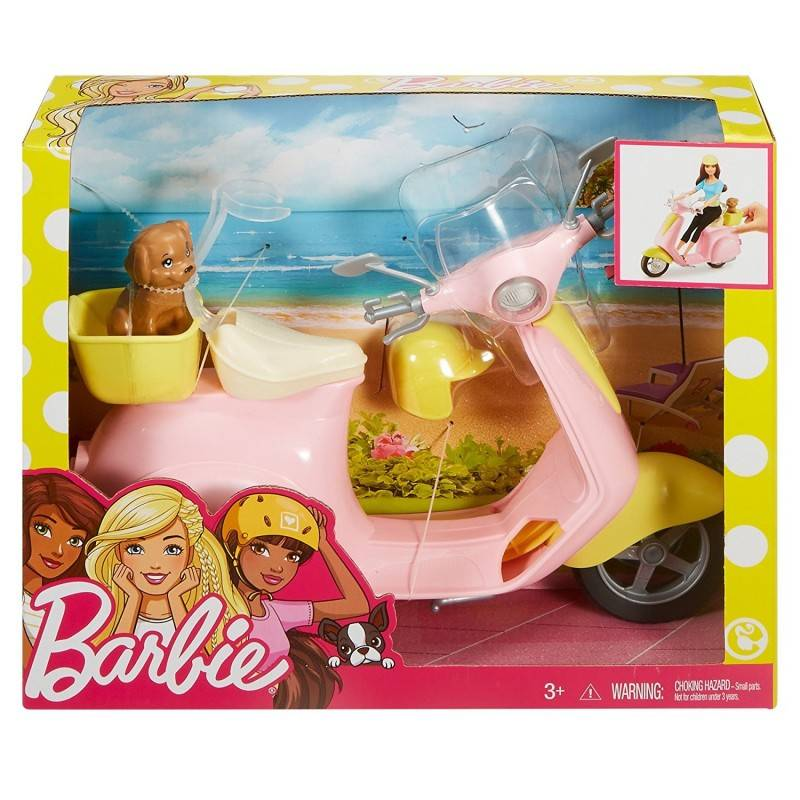 Barbie moped FRP56