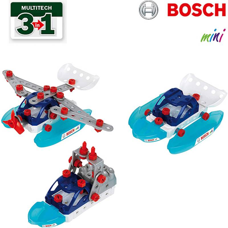 Bosch 3 in 1 WATERCRAFT Team Klein KL8794