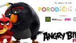 Porodični dan uz Angry birds film i poklone iznenađenja za sve mališane