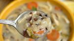 Šarena makrobiotička supa od pirinča