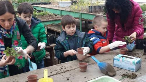 Ekološki program za decu -