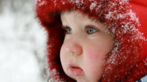 Radujte se prvoj zimi