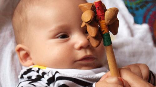 Muziciranje kao roditeljska veština u prvim mesecima života