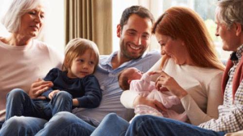 Beba u gostima - 6 saveta za boravak van kuće