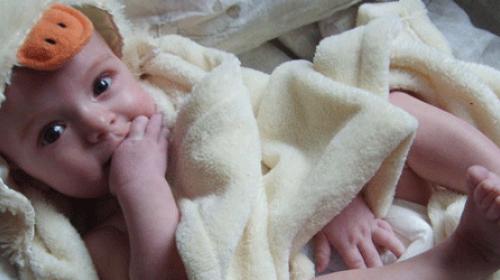 Najbolji način za negu bebine kože