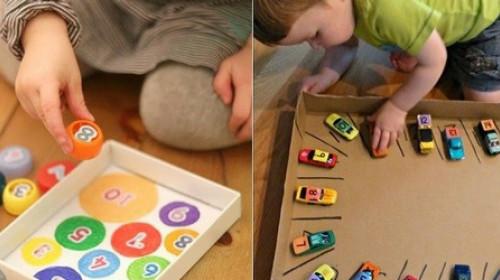 10 zabavnih načina za učenje brojeva