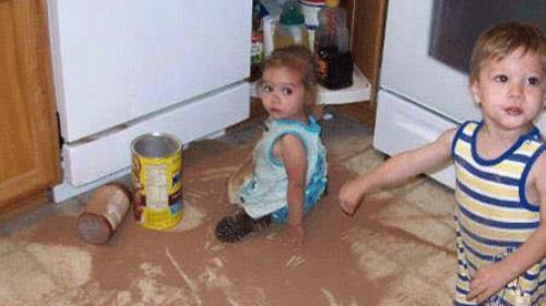 Dečji nestašluci u 20 slika