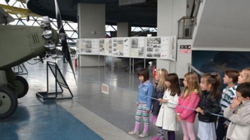 Treba li deca da trče po muzejima i galerijama?