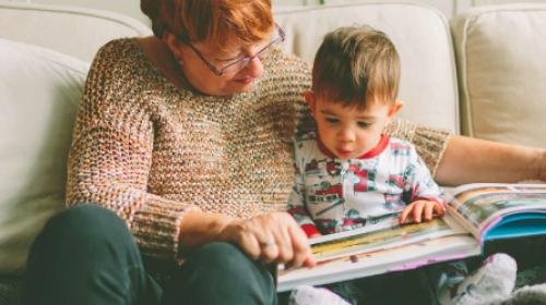 I bebe vole čitanje
