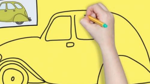 Mala škola crtanja