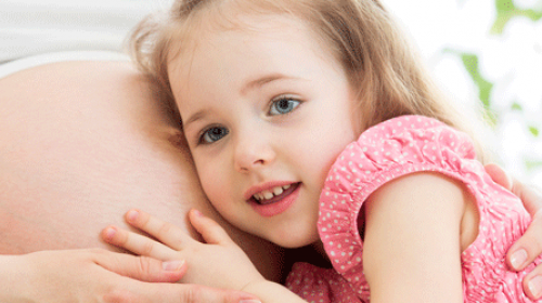 Kako dete pripremiti za dolazak bebe?