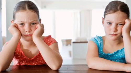 Šta kada se mališani žale da im je dosadno?