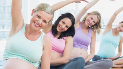 Da li su bezbedne vežbe joge tokom drugog stanja?
