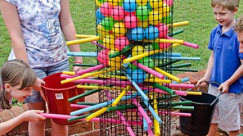 10 zanimljivih ideja za kreativno igranje sa decom tokom leta