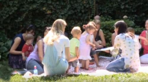 Kindermusik - Piknik za mede i časovi u junu