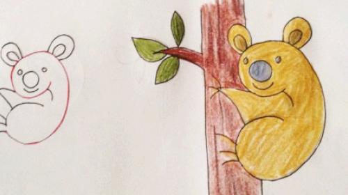 Kako da naučite dete da crta koristeći brojeve?