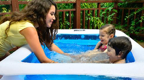 Za bezbedno kupanje u kućnim bazenima