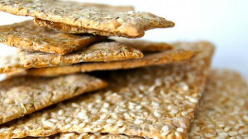 Lanene pločice od integralnog brašna