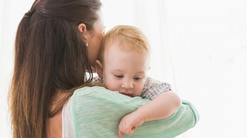 Kako što lakše uspavati bebu