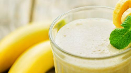 Milk šejk od banane za bolji apetit