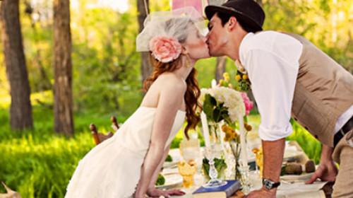 U trendu su jednostavna venčanja