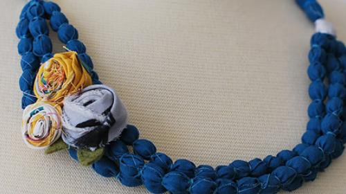 Napravite unikatnu ogrlicu