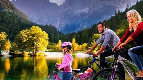 Kranjska Gora - Leto u dodiru sa prirodom