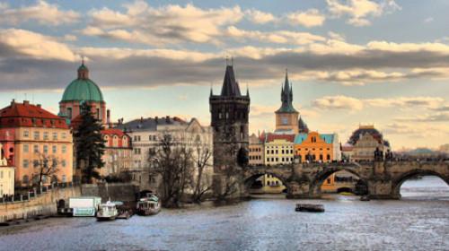Posetite zlatni grad na Vltavi