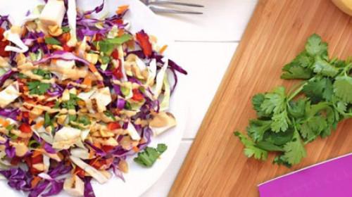 Salata duga