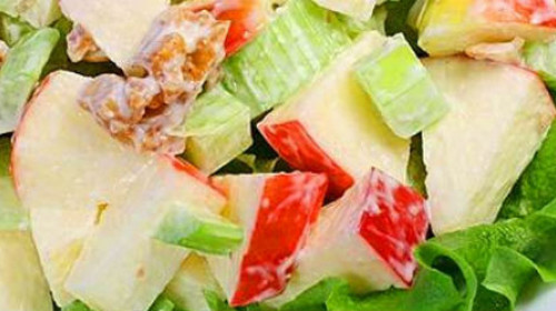 Salata od celera i jabuke