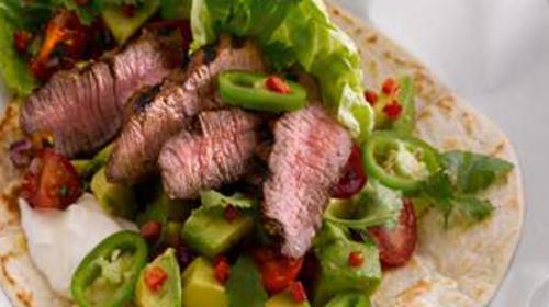 Ideja za obrok sa ostakom pečenog mesa