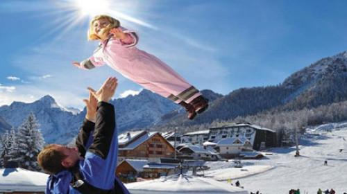 Besplatno skijanje na Kranjskoj Gori