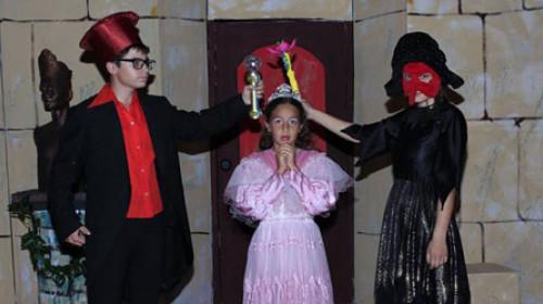 Osmomartovska predstava u Teatru 78