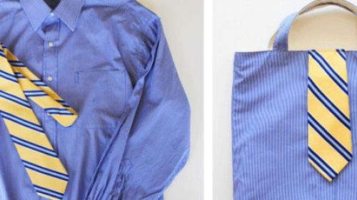 Letnja torba od muške košuje
