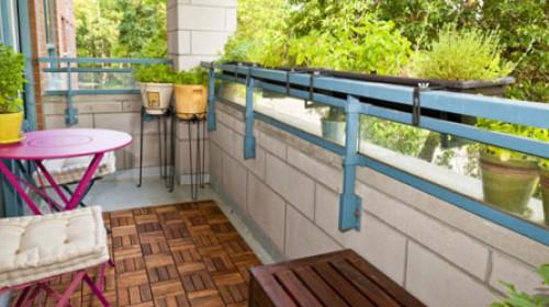 Ideje za uređenje balkona
