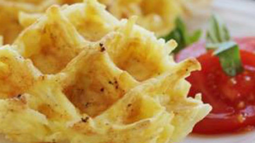 Hrskave Vaffle od krompira