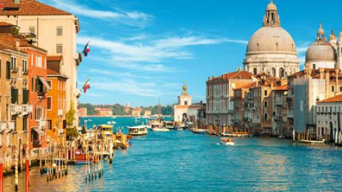Venecija: Čarobni grad na vodi