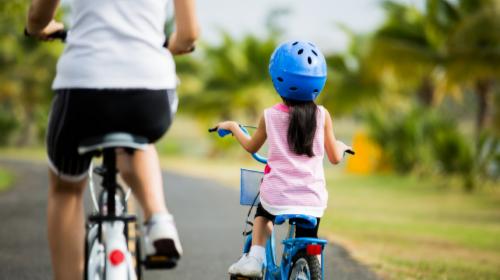 Vožnja bicikla se uči samo jednom i treba da bude prijatno iskustvo