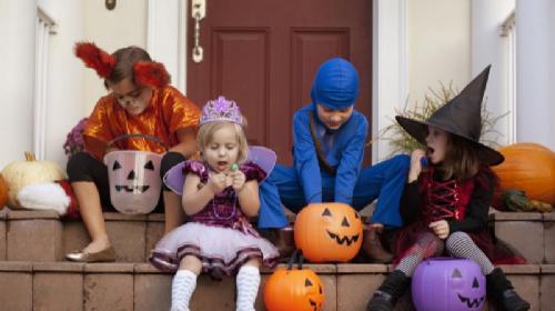 Zbog kostimiranja za Noć veštica dete vam neće zaboraviti ko je i šta je