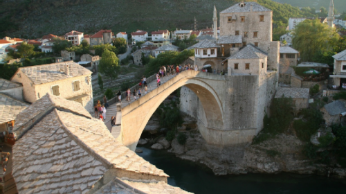 Iskoristite Dan primirja da obiđete Sarajevo i Mostar