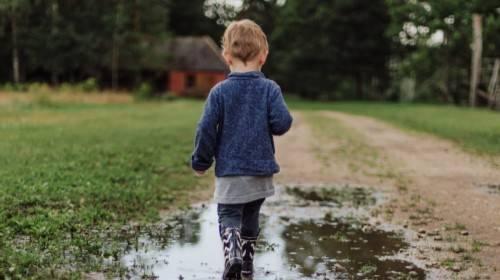 Boravak u prirodi, Igra u šumi i parku, bez obzira ne vreme, jača deci imunitet