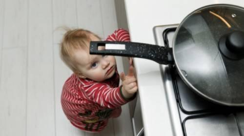 Dečje povrede su najčešće u kući, ali one srećom mogu da se spreče