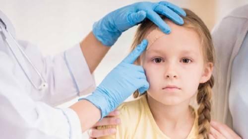 Šta da uradite ako mislite da vam je dete imalo potres mozga