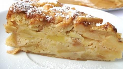 Brzi kolač s jabukama