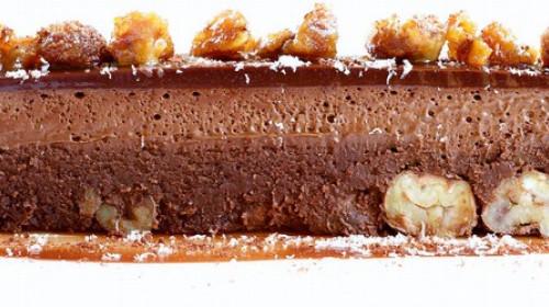 Čoko-kesten kolač