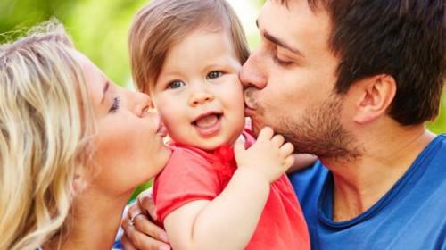 Deca rastu od ljubavi