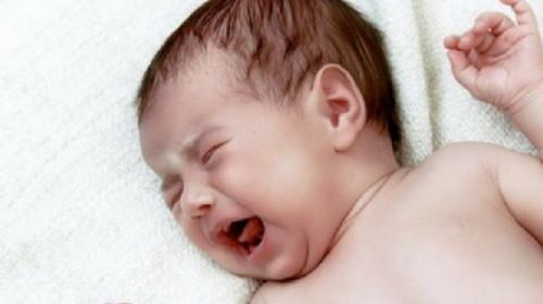 Uporne bebe uporno plaču