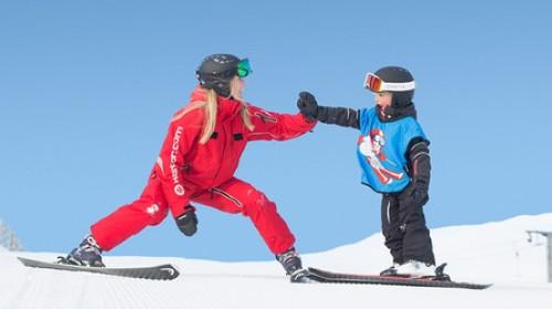 Deci treba ski-školica