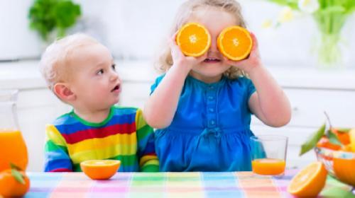 Dajte deci vitamin C