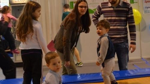 Rođendan kao sportska zabava za decu i roditelje!